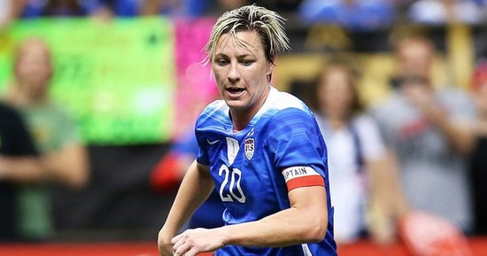 Olympic and World Cup Soccer Player Abby Wambach Arrested for DUI: See Her Statement