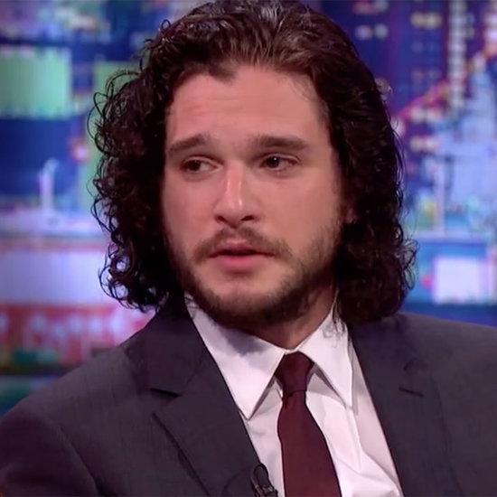 Kit Harington Talks Jon Snow on Jonathan Ross Show Video