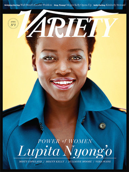 First Look: Lupita Nyong'o, Julianne Moore and More Cover Variety's Power of Women Issue