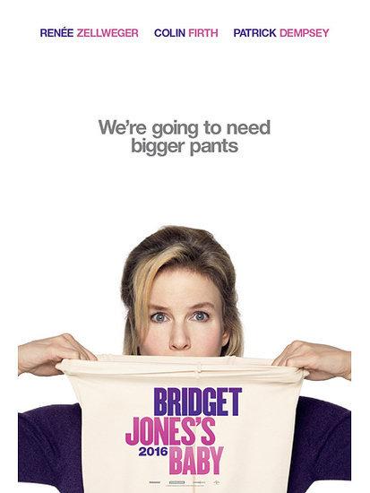 First International Poster for Bridget Jones's Baby Revealed!