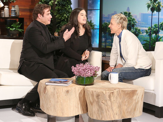 John Travolta Swears He Doesn't Interfere in His 16-Year-Old Daughter Ella's Dating Life: 'I Don't Ask Anything'