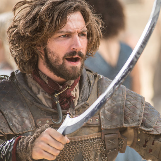 Michiel Huisman Interview About Game of Thrones Season 6