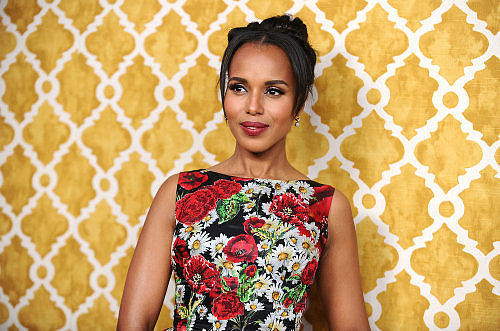 Kerry Washington Flawlessly Checks Magazine for Making Her Unrecognizable