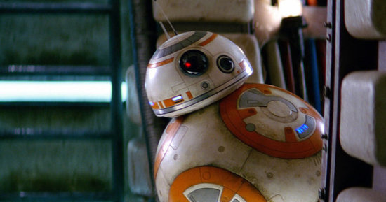 Here's What BB-8 Is Actually Saying In 'Star Wars: The Force Awakens'