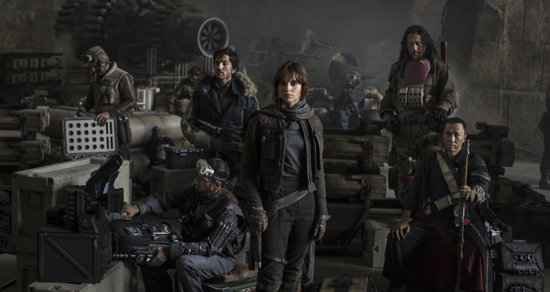 'Rogue One' Trailer: First 'Star Wars' Standalone Is a Badass Rebel