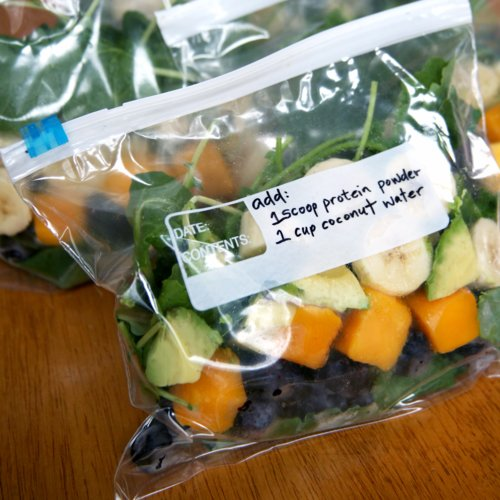 5 Days of Smoothie Freezer Packs