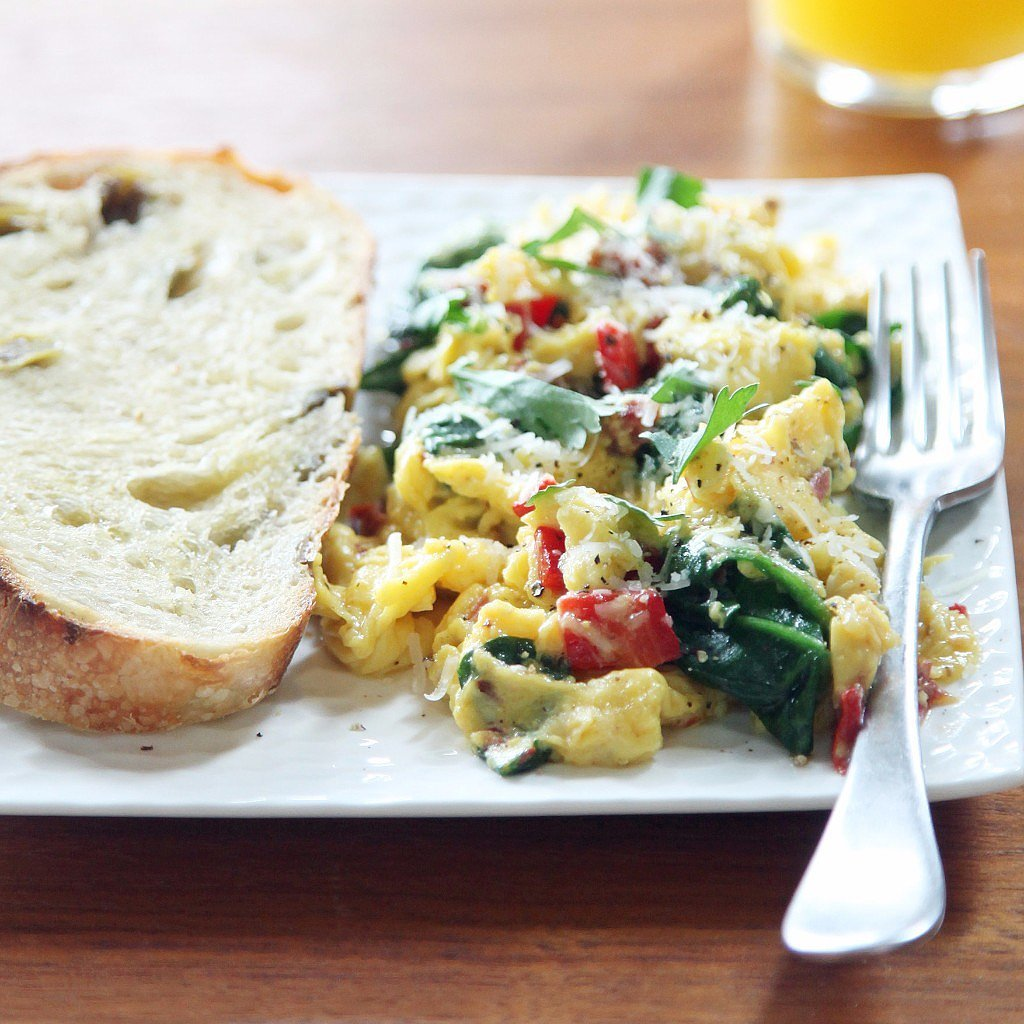 Quick Breakfast Recipes High In Protein