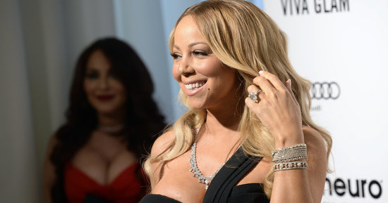 Mariah Carey Reportedly Insures Vocal Cords And Legs For $70 Million