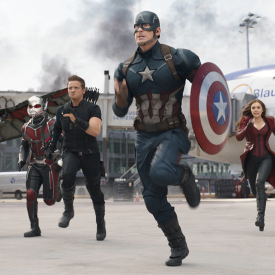 Captain America Civil War Trailer and Australian Release