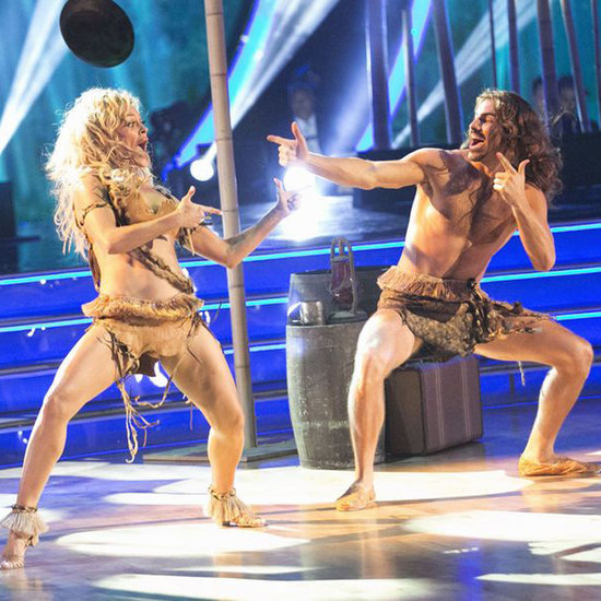 Nyle and Peta's Tarzan Dance on Dancing With the Stars Video