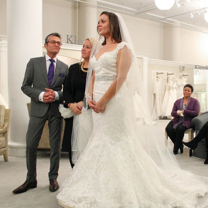 How To Get Cast On Say Yes To The Dress Popsugar Fashion