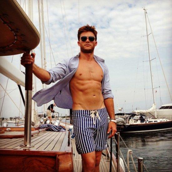 Hot Scott Eastwood Instagram Pictures