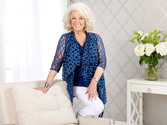 Paula Deen Designed Clothing Line to 'Cover My Front Privates' (Shocker: She's Not Crazy About Revealing Kardashian Styles)