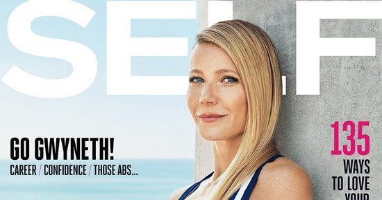 Gwyneth Paltrow Flaunts Toned Abs in Sports Bra on 'Self' Cover, Urges Women to Embrace 'True Sexuality'