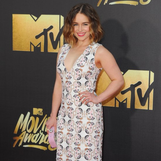 Photos of Emilia Clarke's Best Red Carpet Dresses