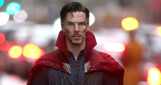 Here's the First Mind-Bending 'Doctor Strange' Trailer With Benedict Cumberbatch