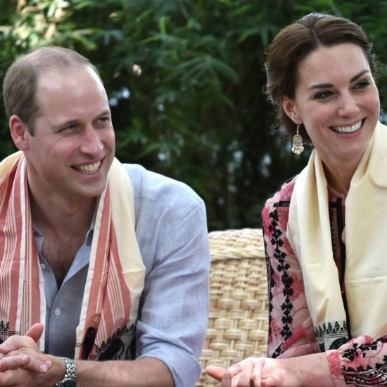 Kate Middleton Reveals Why Prince George Didn't Go to India