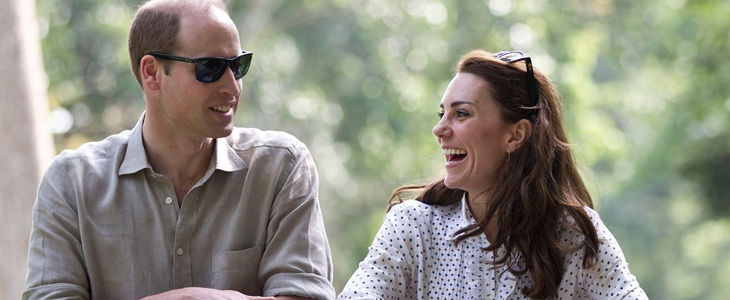 The Duke and Duchess's Tour of India Has Included Some Very Cute Couple Moments