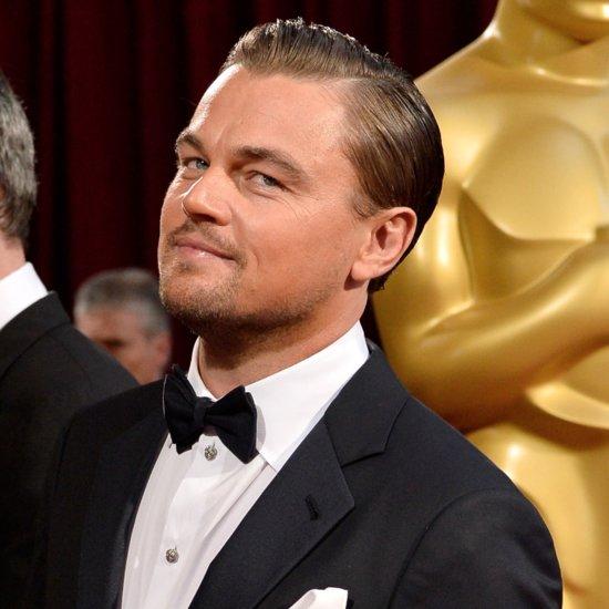 Leonardo DiCaprio's Cute Moments