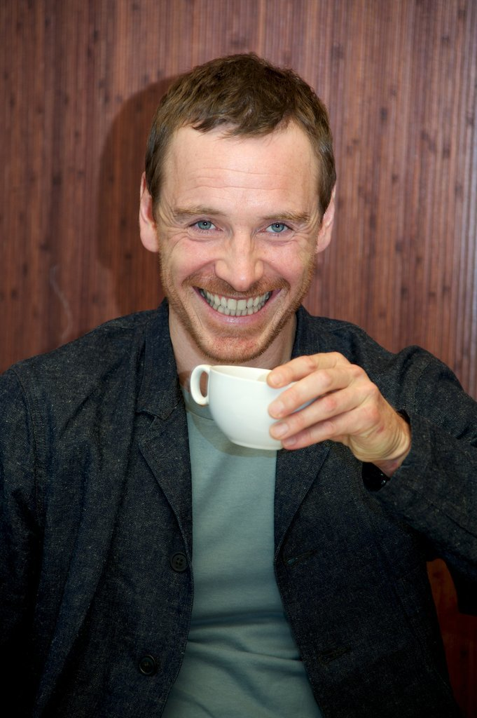 Michael Fassbender, After You Tell That Backup Joke You Practiced in the Mirror All Day