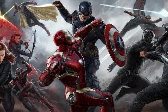 'Captain America: Civil War' Kicks Ass