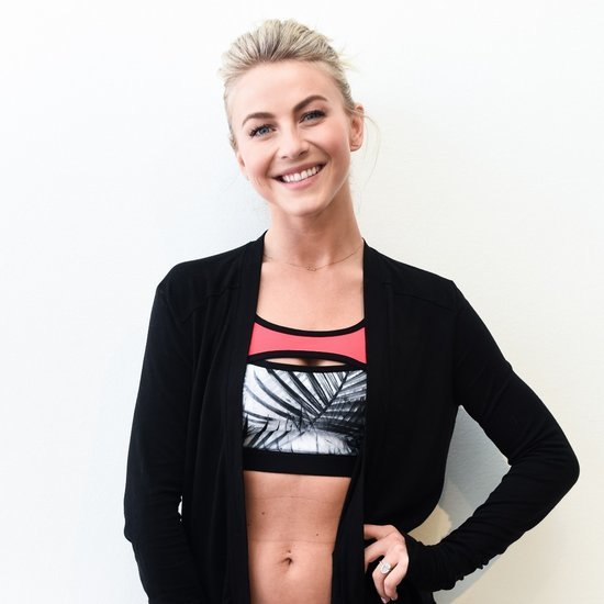 Julianne Hough Workout Tip