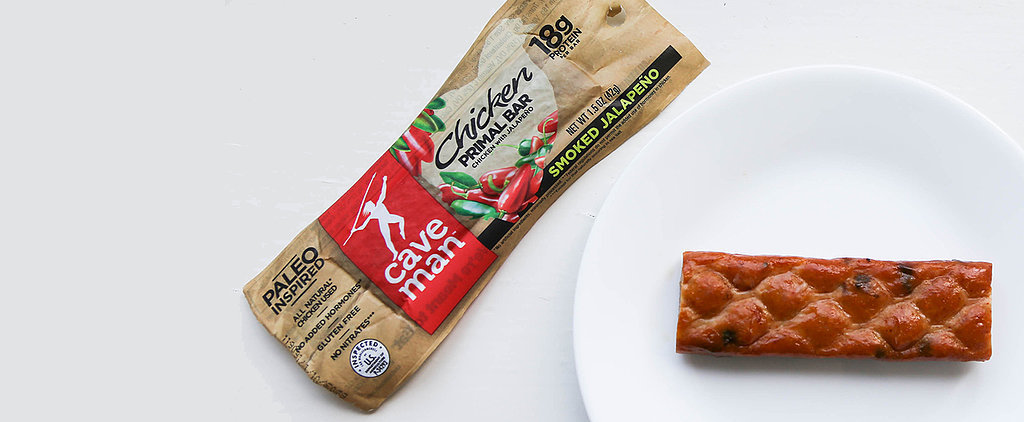 We Know You've Heard of Protein Bars, but Have You Heard of CHICKEN Protein Bars?