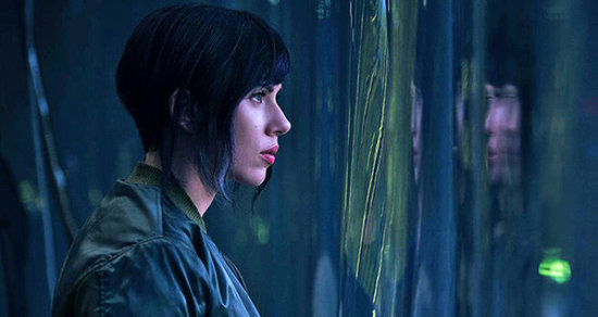 First 'Ghost in the Shell' Image With Scarlett Johansson Gets Strong Reaction