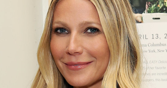 Now We All Know What Gwyneth Paltrow Looks Like In Her Pajamas