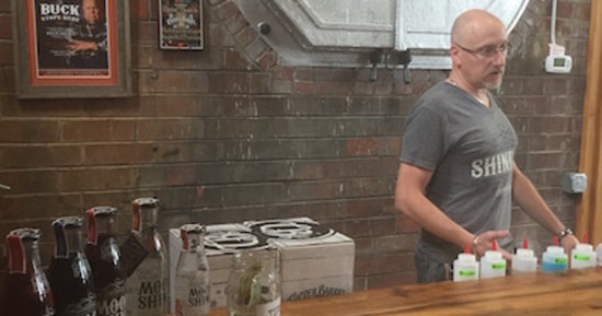 Distiller Infuses History Into Authentic, Hand-Crafted Moonshine