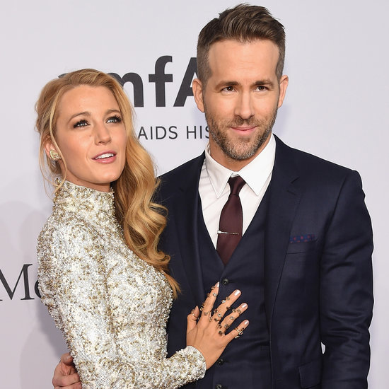Blake Lively Pregnant With Second Child April 2016