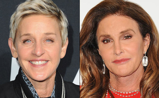 FROM EW: Caitlyn Jenner and Lilly Wachowski Make Their Out Power List Debuts