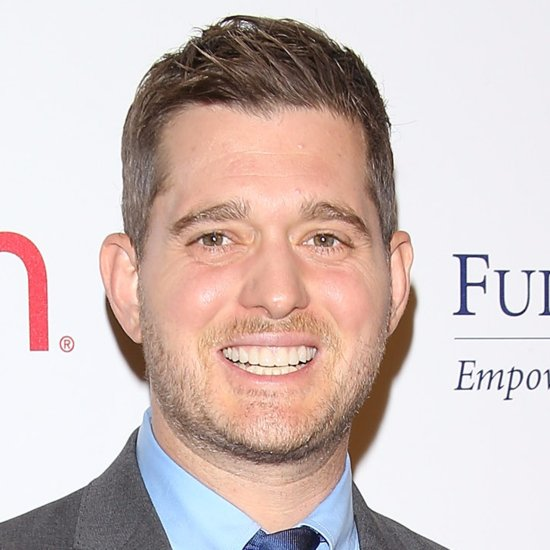 See Why This Photo of Michael Bublé Eating Corn Has Gone Viral