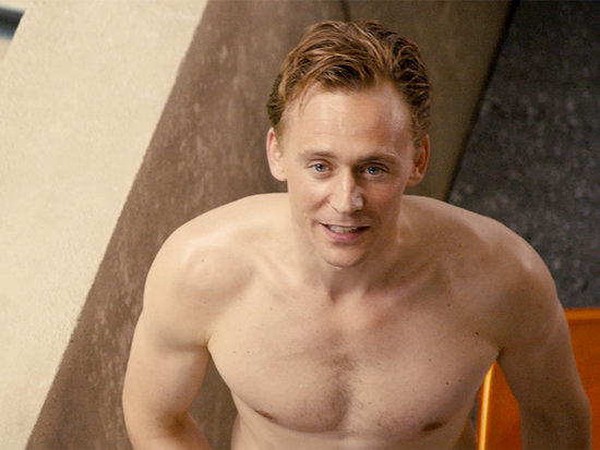 WATCH: Tom Hiddleston Strips Down (with Nothing but a Book) in High-Rise Exclusive Clip