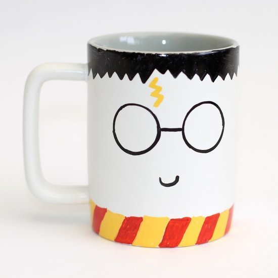 DIY Harry Potter Mug