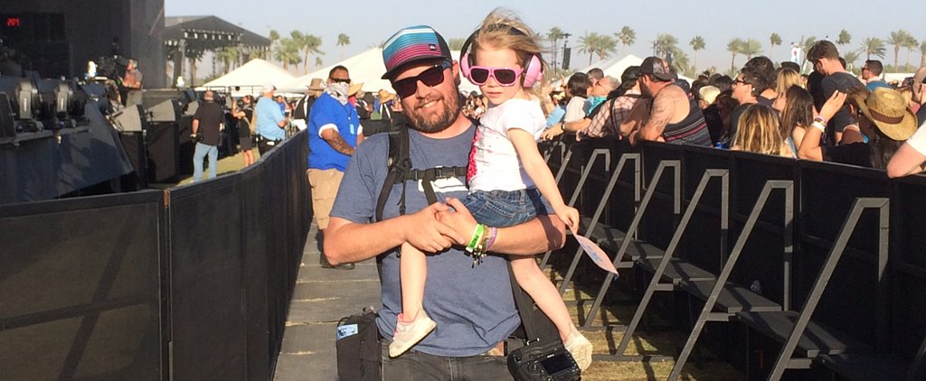 Tots Take Coachella: Why So Many Parents Bring Their Young Kids to the Music Festival