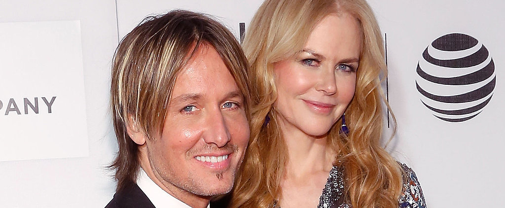 Nicole Kidman and Keith Urban Can't Keep Their Hands Off Each Other on the Red Carpet
