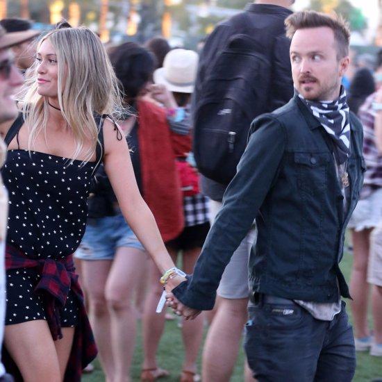 Celebrity Couples at Coachella 2016 | Pictures