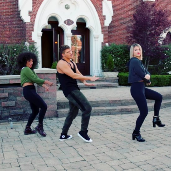 The Fitness Marshall Rihanna Needed Me Cardio Hip-Hop Video