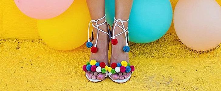 Pom-Poms Definitely Put the Fun Back Into Fashion