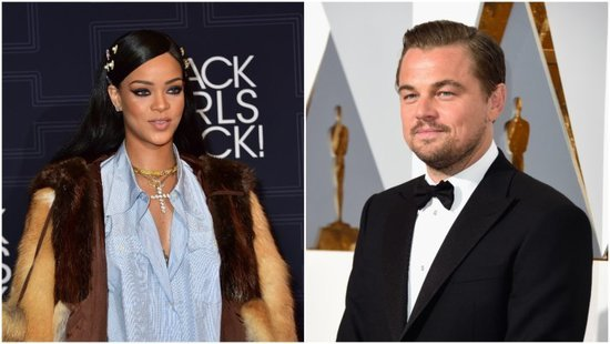 A Rihanna/Leonardo DiCaprio Sighting At Coachella Has Everyone Wondering About Their Status