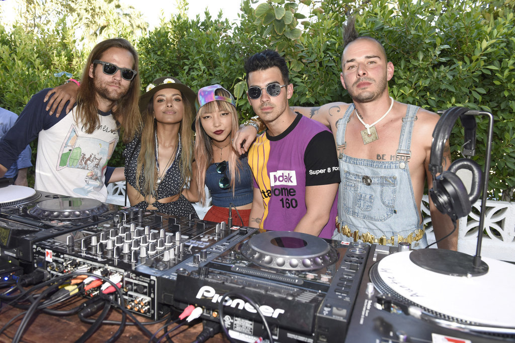Kat Graham and DNCE