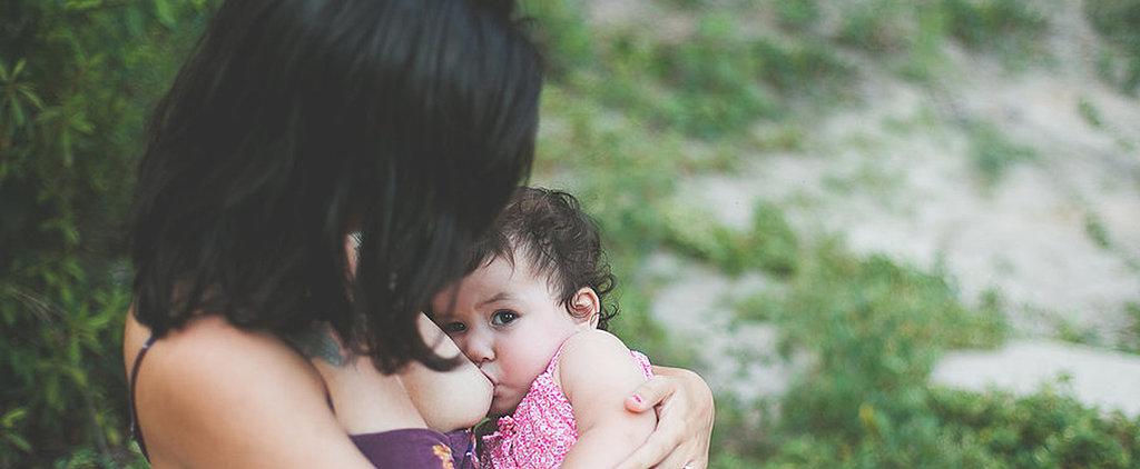 10 Nursing Hacks For Mamas Who Breastfeed