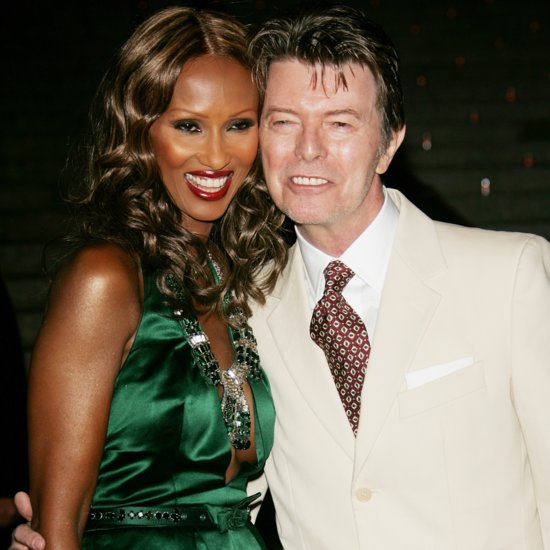 Iman Talks About David Bowie Marriage 2016 Video