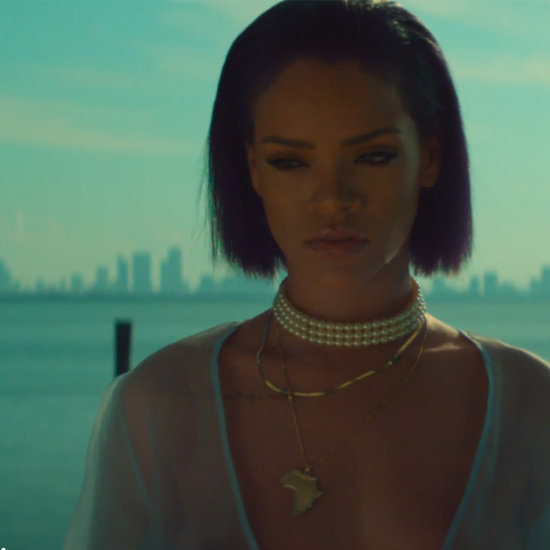 "Get Rihanna's Layered Necklace Look From Her ""Needed Me"" Music Video"