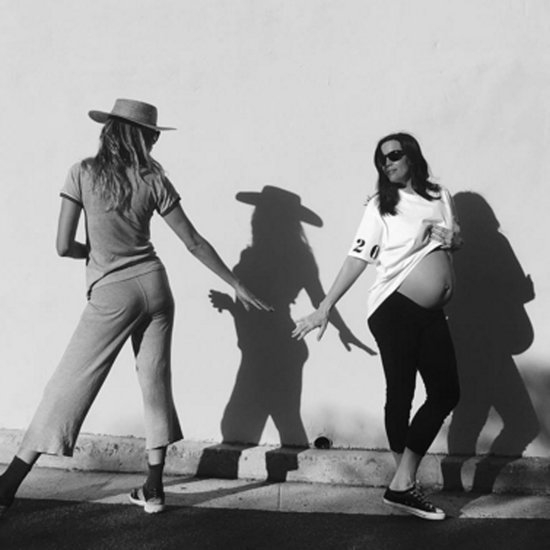 Liv Tyler's Pregnancy Instagram Picture April 2016