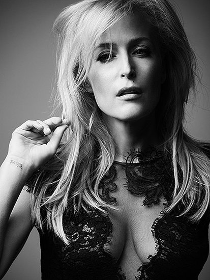 Gillian Anderson Isn't a Fan of Plastic Surgery Now, But Says 'Talk to Me in 10 Years': 'I Don't Want to Say Never'