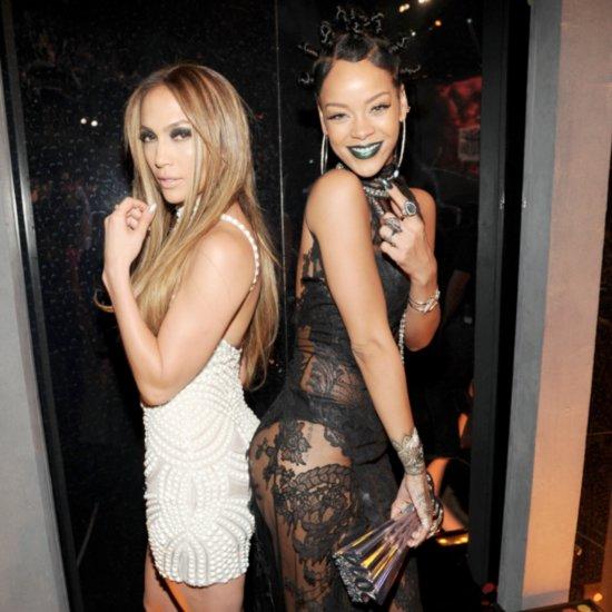 Jennifer Lopez Gets Manolo Blahnik Boots From Rihanna