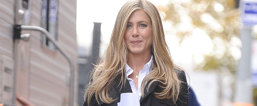 Jennifer Aniston Never Wore These Pants — Until Justin Theroux Came Along