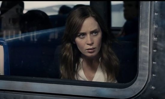 Emily Blunt in first trailer for The Girl On The Train featuring Kanye West's Heartless